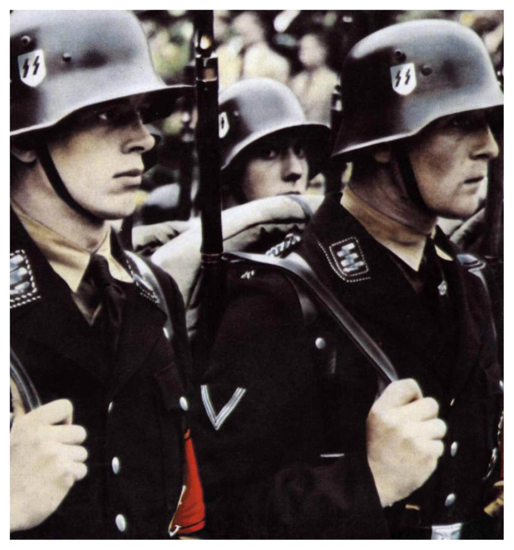 Soldados SS (Schutzstaffel)