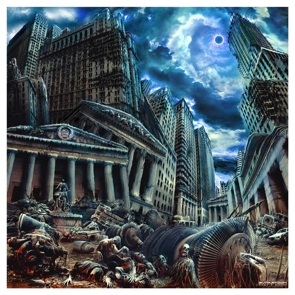 Aeons of Eclipse - Vitaly Alexius