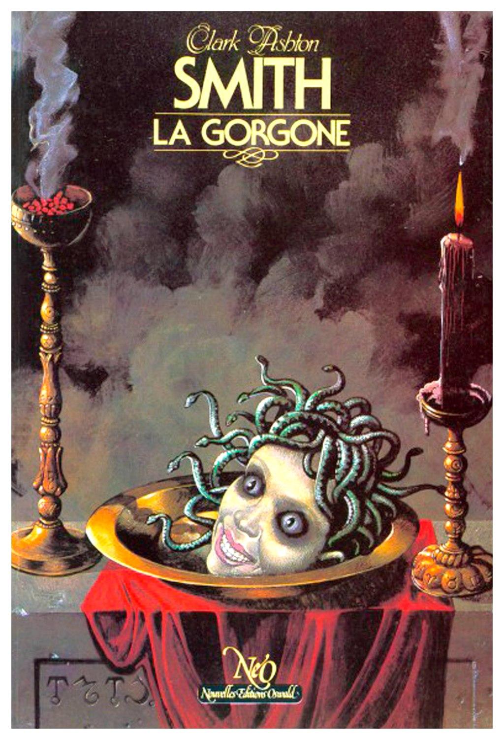 La Gorgone - NéO [1986] - Clark Ashton Smith